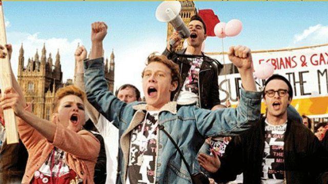 Pride: stasera 28 giugno il film su Rai 3