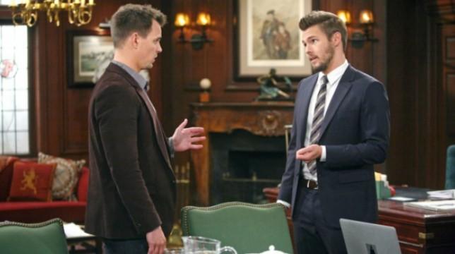 Beautiful Anticipazioni martedì 19 giugno 2018: Wyatt avverte Liam di non continuare a provocare Bill