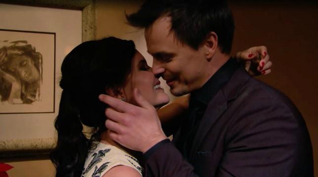 Beautiful Anticipazioni mercoledì 20 giugno 2018: Durante un bacio Wyatt e Katie vengono visti da Sheila