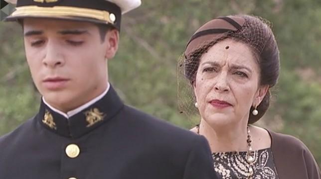 Il Segreto Anticipazioni venerdì 22 giugno 2018: Francisca rivela ad Ulpiano che Carmelo è l'assassino di suo padre
