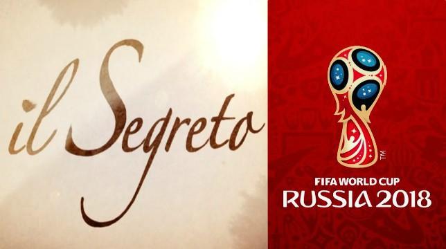 Il Segreto: causa Mondiali di Calcio di Russia 2018, si sposta su Rete 4 dal 2 al 6 luglio
