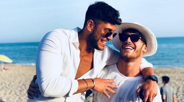 Uomini e Donne: Giordano Mazzocchi e Luigi Mastroianni amici per la pelle