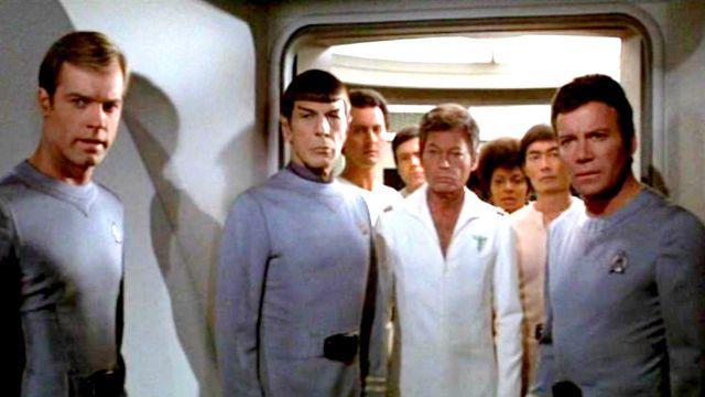 Star Trek: il film stasera su Tv8