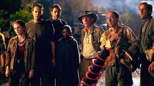 Il mondo perduto – Jurassic Park: il film stasera su 20