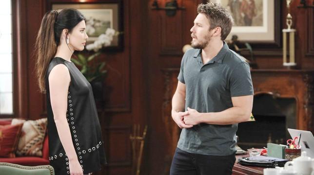 Beautiful Anticipazioni martedì 3 luglio 2018: Steffy avvisa Liam che Bill vuole vendicarsi