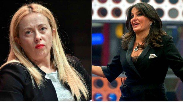 """Giorgia Meloni contro Aida Nizar dopo il tuffo nella Fontana di piazza di Navona: """"Indecente e ignorante"""""""