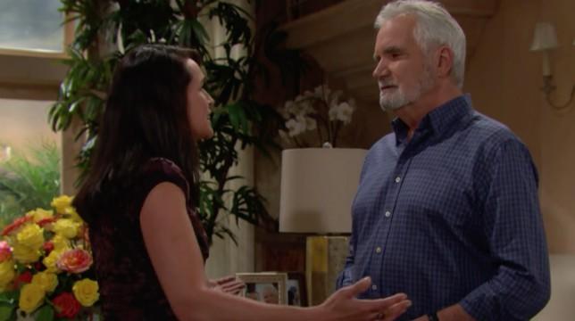 Beautiful Anticipazioni del 10 luglio 2018: Quinn ed Eric litigano a causa di Katie e Wyatt