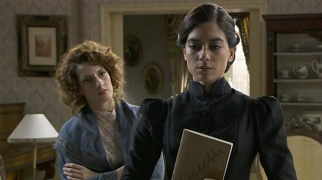 Una Vita Anticipazioni del 10 luglio 2018: Celia dice a Teresa di averla vista baciarsi con Mauro