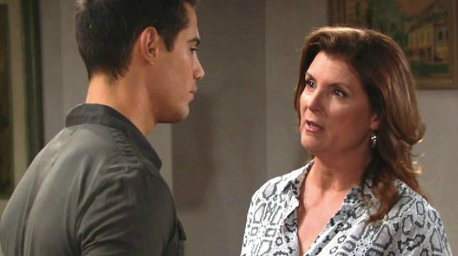 Beautiful Anticipazioni 18 luglio 2018: Sheila ordina a Mateo di entrare nel letto di Quinn