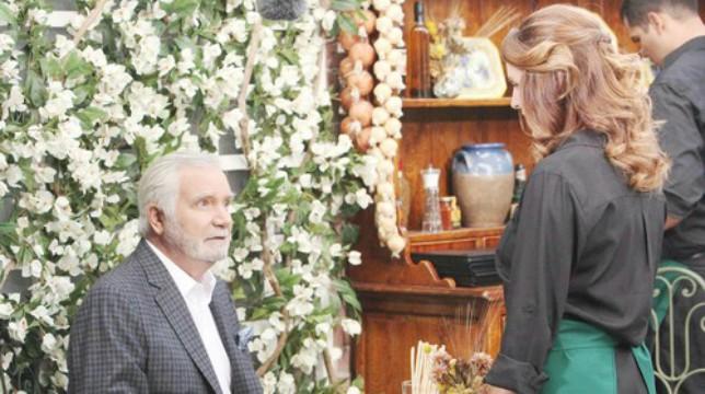Beautiful Anticipazioni del 24 luglio 2018: Sheila cerca di convincere Eric che Quinn lo tradisce