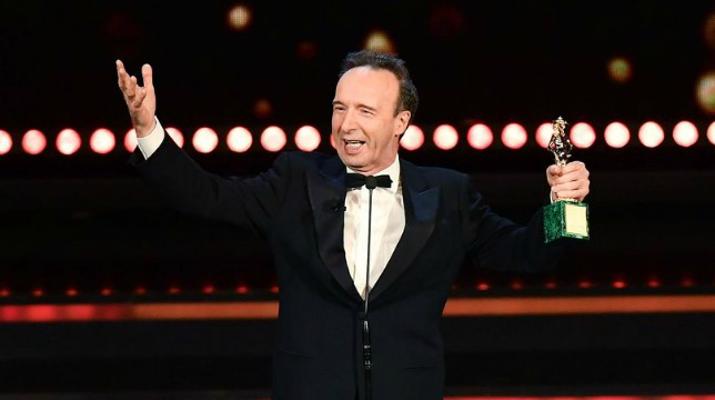 Brutto incidente in Sardegna per Roberto Benigni