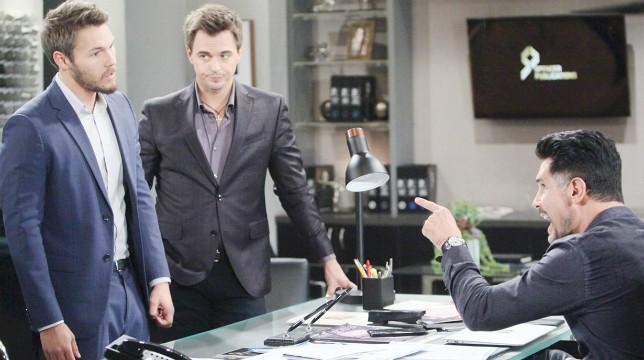 Beautiful Anticipazione del 31 luglio 2018: Wyatt fa da mediatore tra Liam e Bill