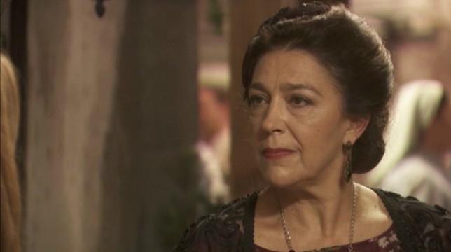 Il Segreto Anticipazioni del 31 luglio 2018: Francisca intima a Julieta di stare lontana da Saul