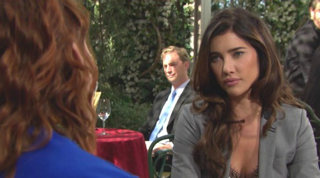 Beautiful Anticipazioni dell'1 agosto 2018: Steffy intima a Sally di non approfittare di Liam