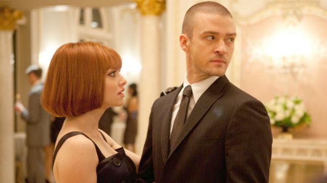 In Time: il film con Justin Timberlake e Amanda Seyfried stasera su 20