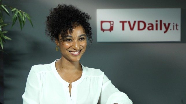 Tutto Può Succedere, I Ciak di TvDaily: Intervista esclusiva a Esther Elisha