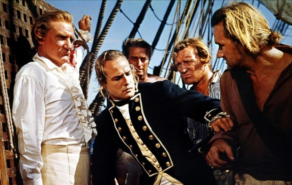 Gli ammutinati del Bounty: il film stasera su La7 alle 21:10
