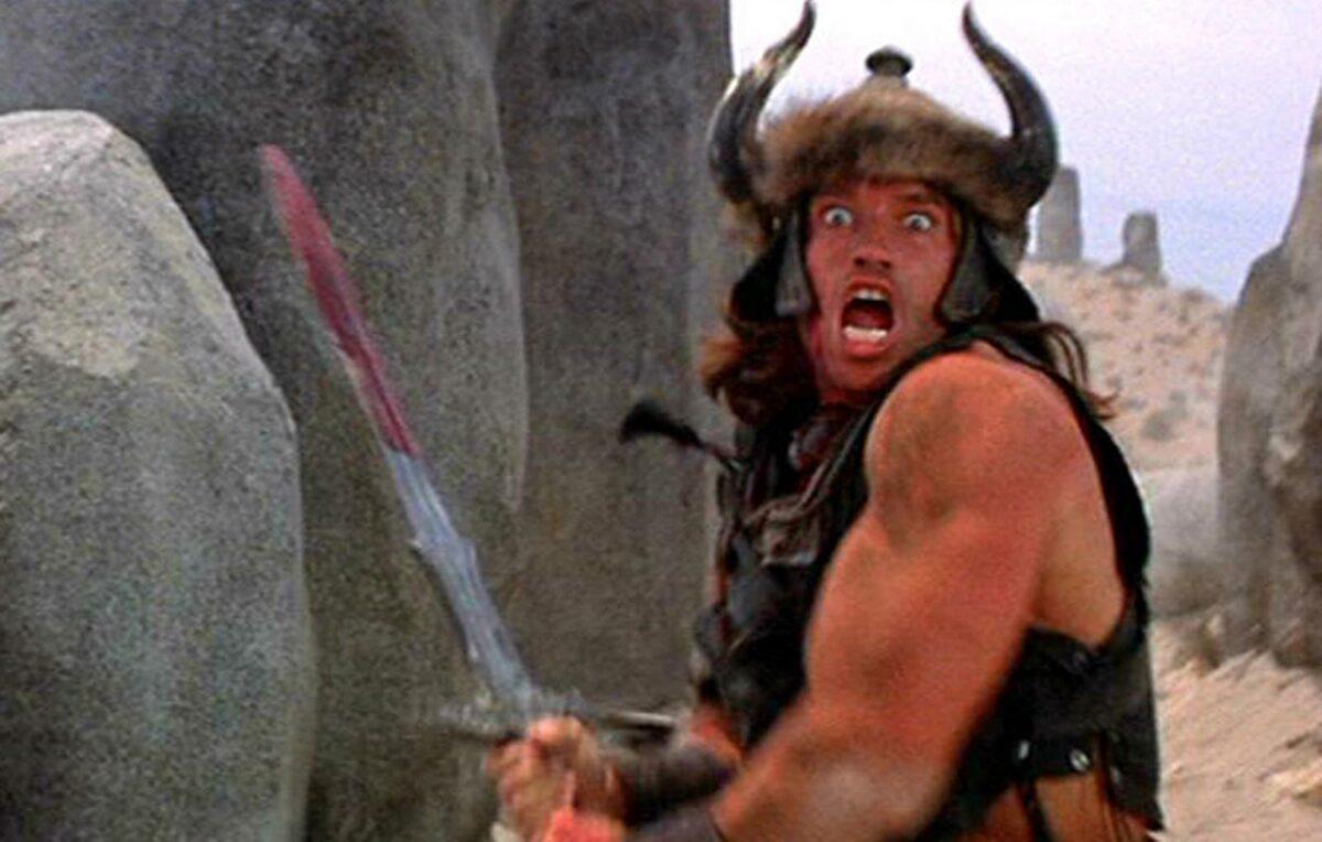 Galleria foto - Conan il barbaro: Il film stasera su Spike Foto 1
