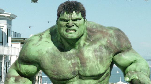 Hulk: il film con Eric Bana e Nick Nolte stasera su 20