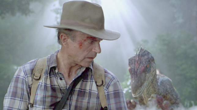 Jurassic Park III: il film di Joe Johnston con Sam Neill stasera su 20
