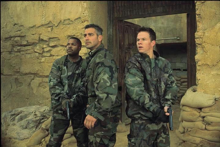 Three Kings: il film con George Clooney stasera su Spike