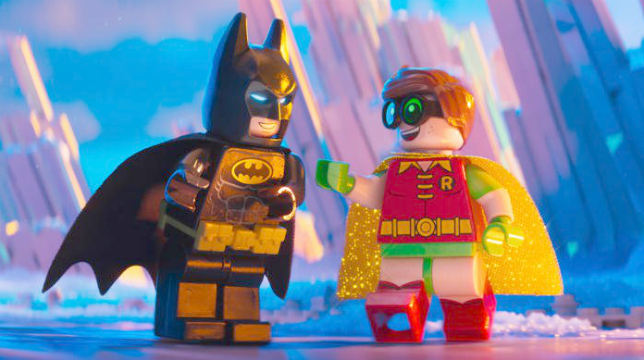 Lego Batman – Il film, stasera su Boing il cartoon Warner Bros