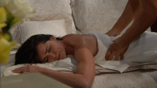 Beautiful Anticipazioni 4 luglio 2018: Mateo cerca di sedurre Quinn con un massaggio