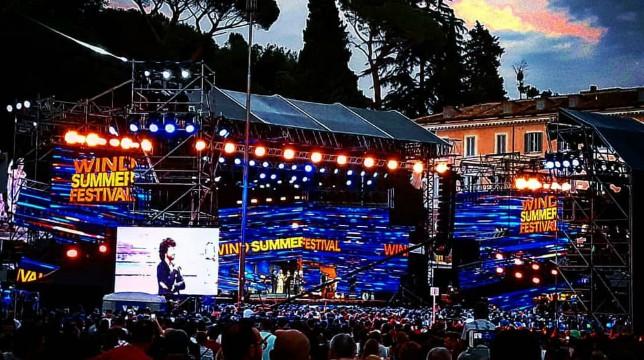 Wind Summer Festival 2018: il primo appuntamento questa sera, 5 luglio 2018, su Canale 5