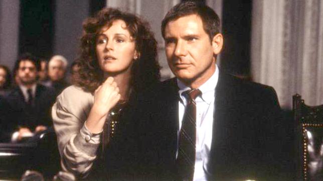 Presunto innocente: il film con Harrison Ford stasera su Cine Sony