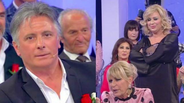 Uomini e Donne: Giorgio Manetti ci ripensa ma Tina Cipollari e Gemma Galgani si oppongono