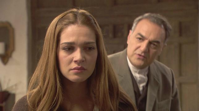 Il Segreto Anticipazioni del 21 agosto 2018: Julieta dice a Ignacio che non partirà con lui