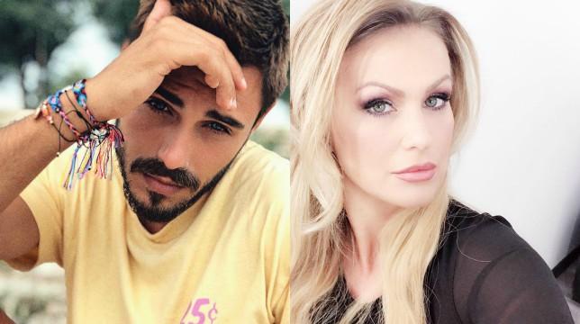"""Grande Fratello Vip 3, Eva Henger contro Francesco Monte: """"Dovrebbe avere molta paura a passare vicino agli armadi"""""""