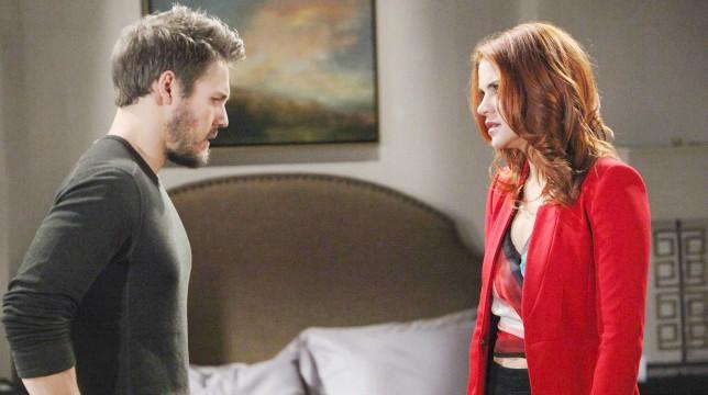 Beautiful Anticipazioni del 24 agosto 2018: Sally chiede a Liam di non dire nulla sul loro bacio
