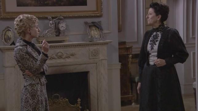 Una Vita Anticipazioni 28 agosto 2018: Cayetana ed Ursula stringono un patto