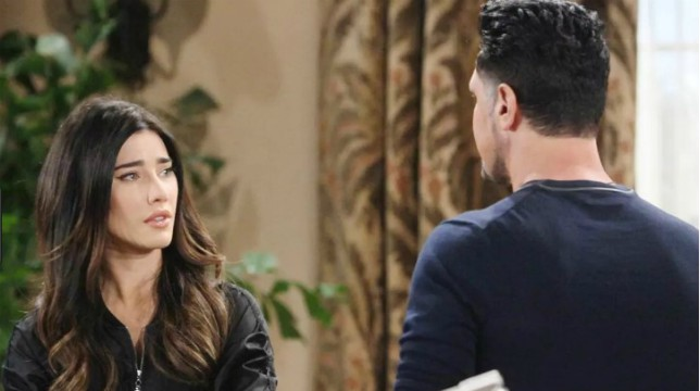 Beautiful Anticipazioni 30 agosto 2018: Bill dice a Steffy di amarla
