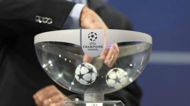 UEFA Champions League 2018- 2019, I Sorteggi: questa sera in diretta Tv e Streaming