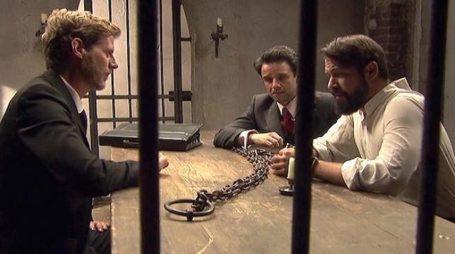 Il Segreto Severo rassegnato alla pena capitale