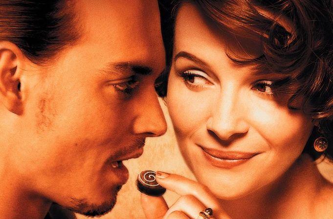 Chocolat: il film con Juliette Binoche e Johnny Depp stasera su Cielo
