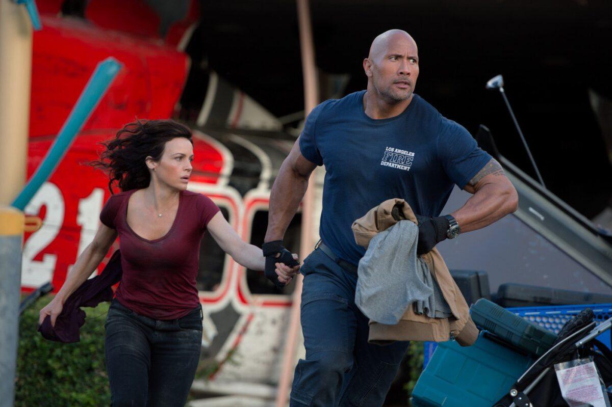 San Andreas: Il film stasera su Canale 5