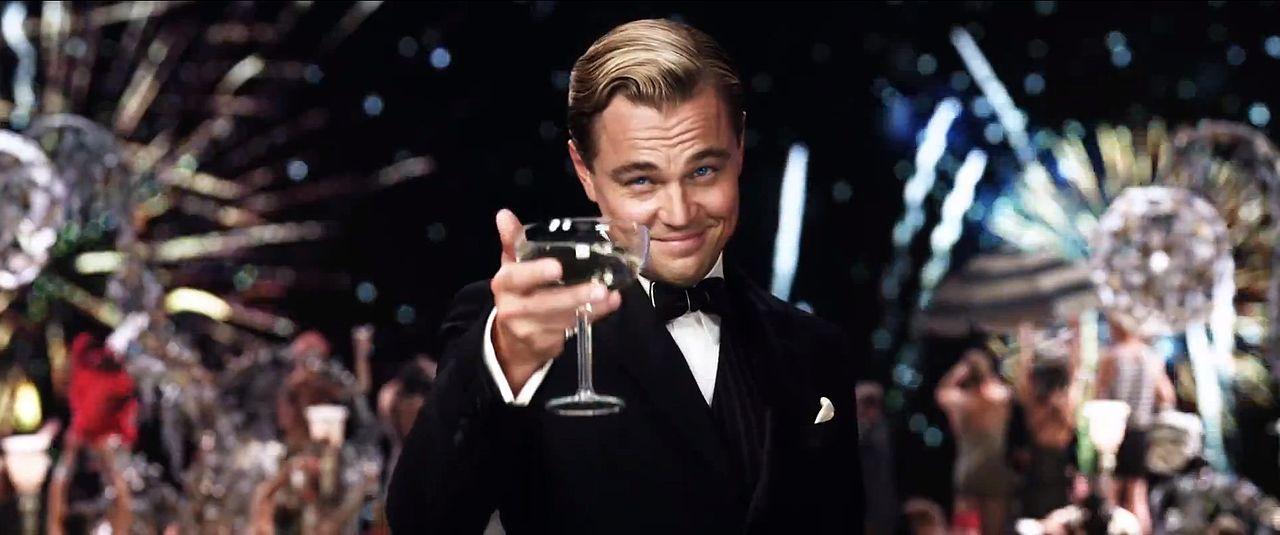 Il grande Gatsby: Il film stasera su La5