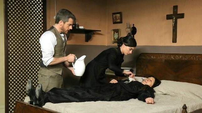 Una Vita Anticipazioni 6 settembre 2018: La Valenciana affida Ursula nelle mani di Teresa e Mauro