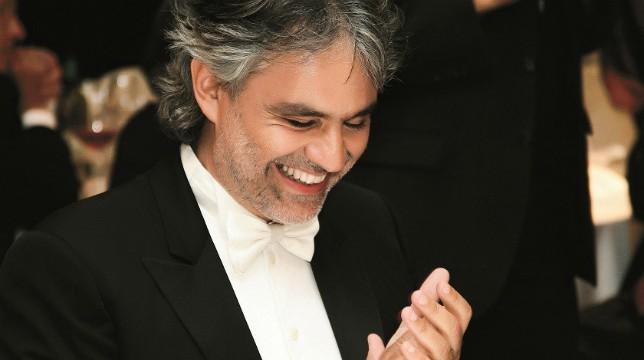 La Notte di Andrea Bocelli: l'evento benefico stasera su Rai1