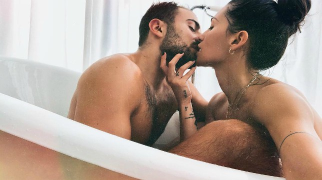 Uomini e Donne: Il video hot di Ludovica Valli e Federico Accorsi scatena il web