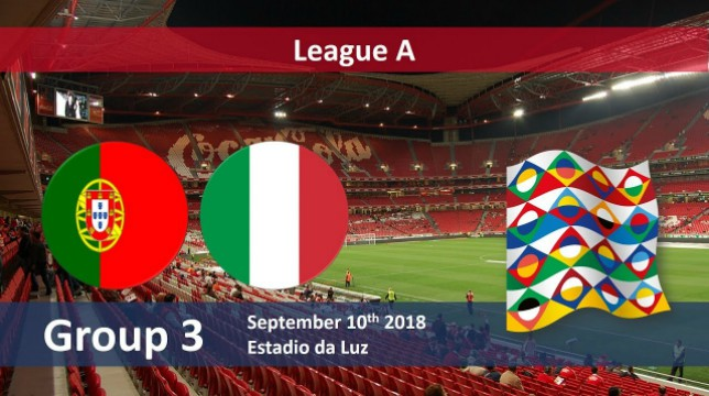 Uefa Nations League, Portogallo vs Italia: ecco come e dove vederla in Tv e in Streaming