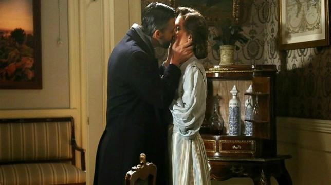 Una Vita Anticipazioni del 14 settembre 2018: bacio tra Felipe e Celia
