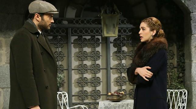 Il Segreto Anticipazioni del 18 settembre 2018: Julieta gelosa di Saul e Laura