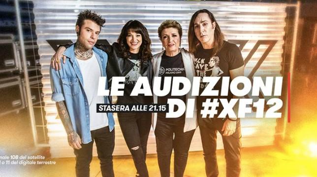 X Factor 2018 Anticipazioni: stasera la terza puntata delle audizioni ancora con Asia Argento