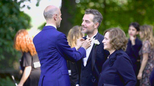 Il Matrimonio di Daniele Bossari e Filippa Lagerback in onda stasera su Real Time