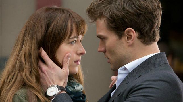 Cinquanta sfumature di grigio: il film stasera su Canale 5