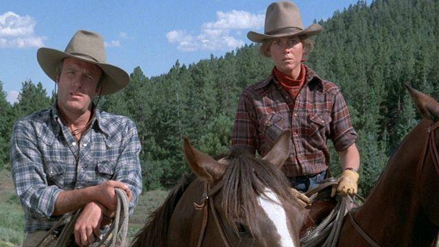 Arriva un cavaliere libero e selvaggio: il film con Jane Fonda stasera su Rai Movie